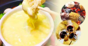 横浜ワイン会 チーズ