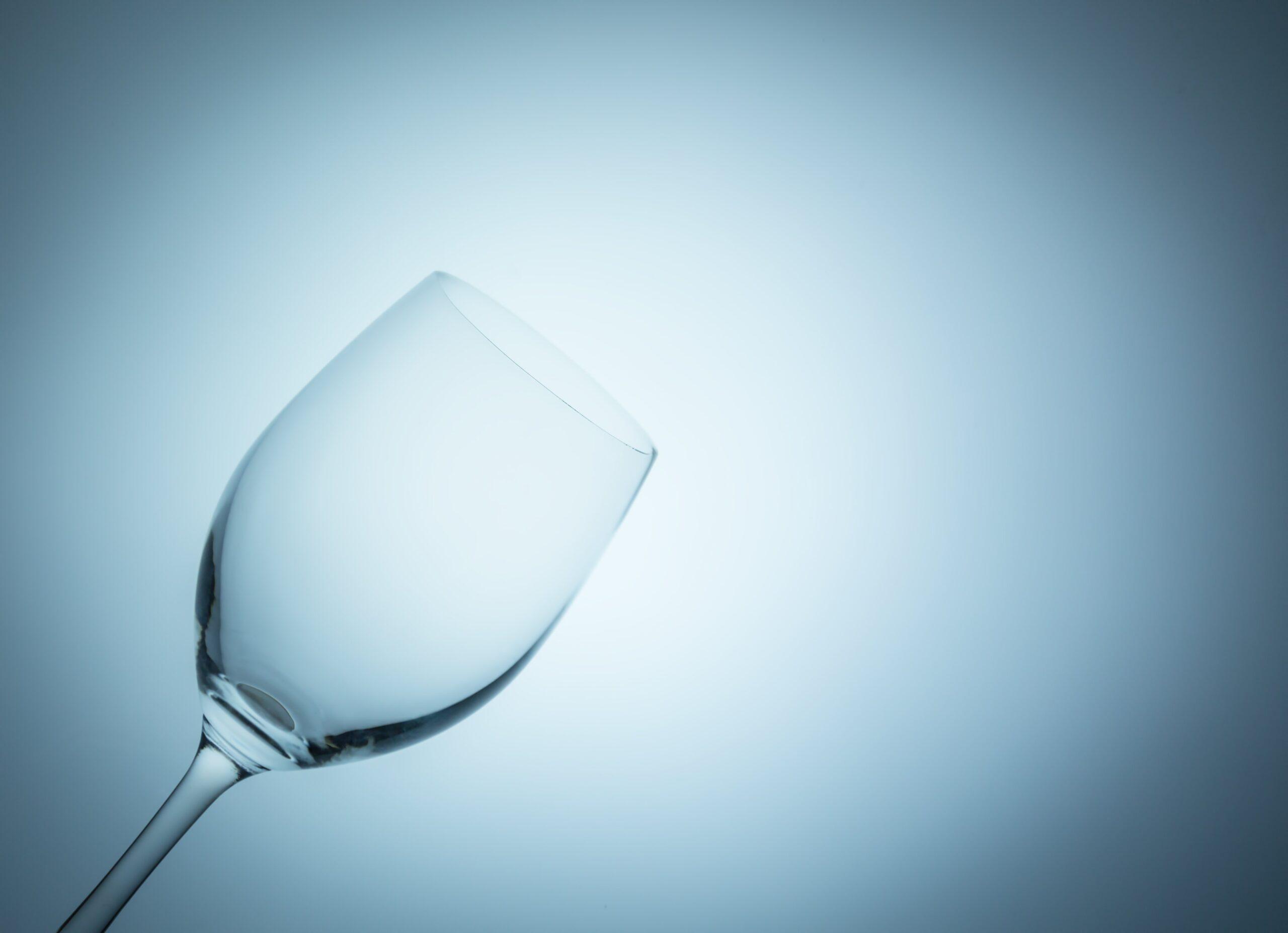 ワイン会でテイスティング