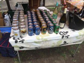 ワイン会 クラフトビール